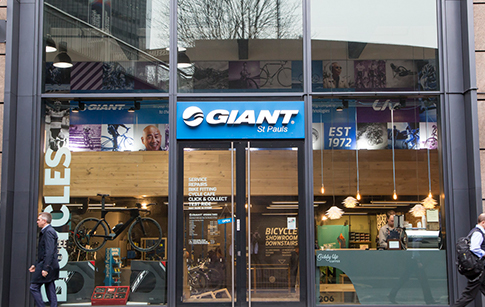 Giant Bicycles – Hard-Wearing Print Products
