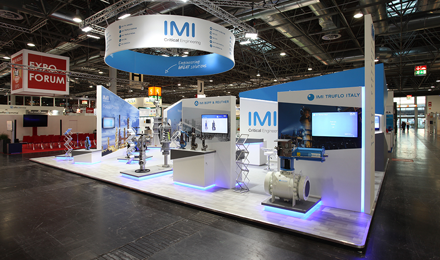 IMI Critical - Industrial Valves Need Special Care